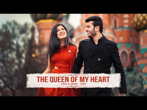 The Queen Of My Heart Shriali & Lakshay Trailer // Best Wedding Highlights // Fairmont, Jaipur