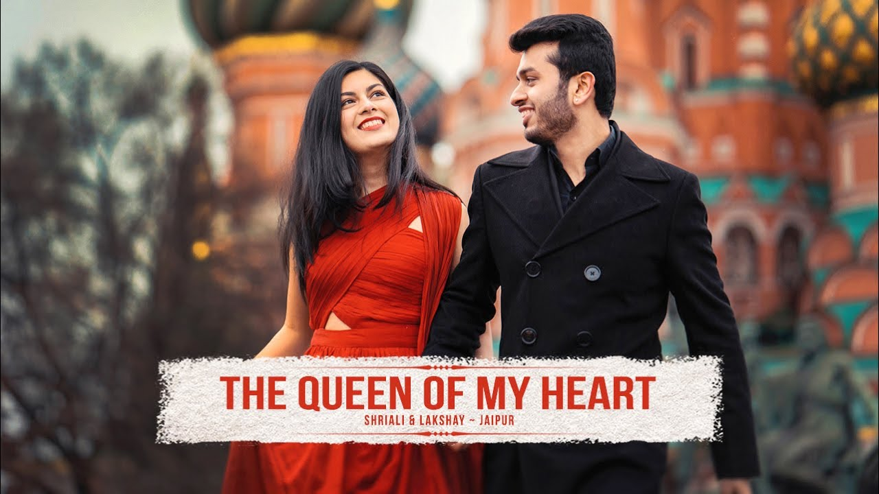THE QUEEN OF MY HEART - Shriali & Lakshay Trailer // Best Wedding Highlights // Fairmont, Jaipur