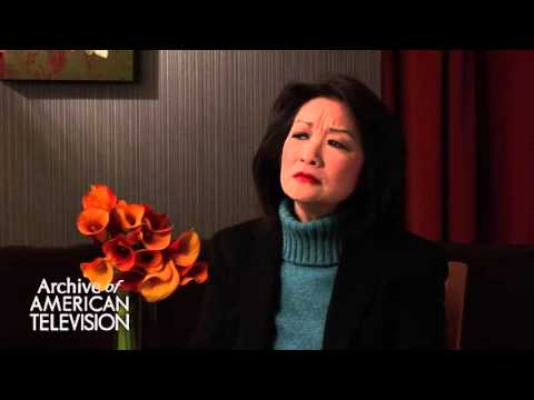 Connie Chung discusses her early years at CBS News - EMMYTVLEGENDS.ORG