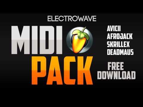 Fl Studio - Midi Pack (Free Download)