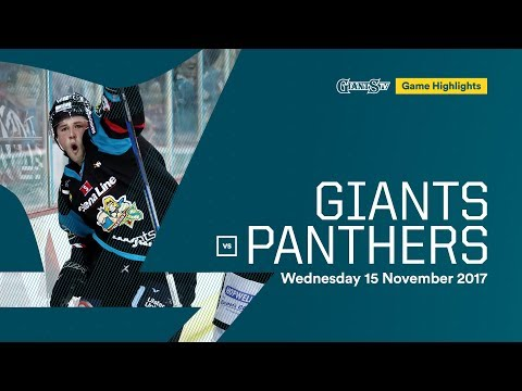 Highlights: Stena Line Belfast Giants vs Nottingham Panthers