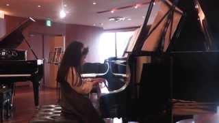 カワイ表参道のホールにてグランドピアノの弾き比べをしてきました。 K...
