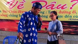 Truyen Giang: Ve Dau? - Ban Trang Nien P1 (26/11/2017).MP4