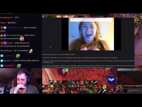 Asmongold reacts to Crazy Cat Lady on E-Harmony (w/ Twitch Chat)