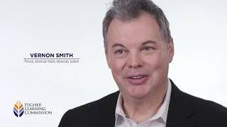 Vernon Smith, Provost, American Public University System thumbnail
