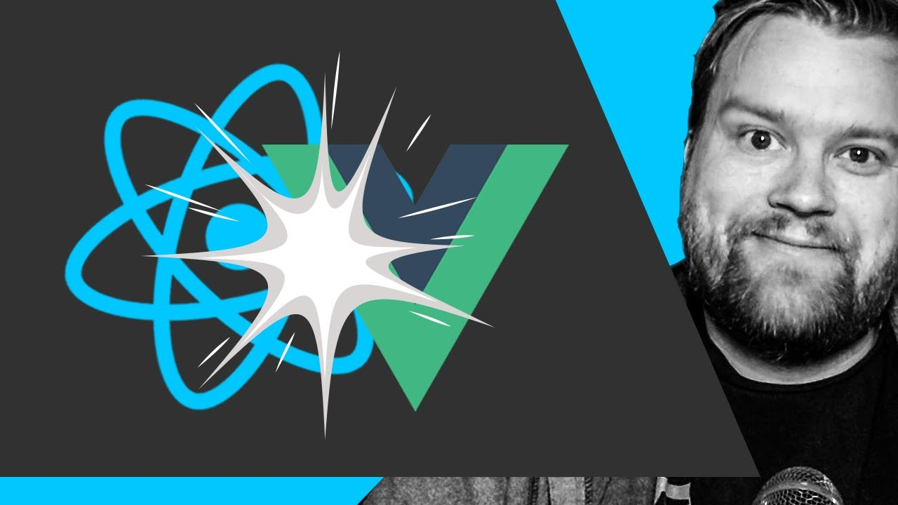 React.js vs Vue.js: Which Is The Best Framework / Library?