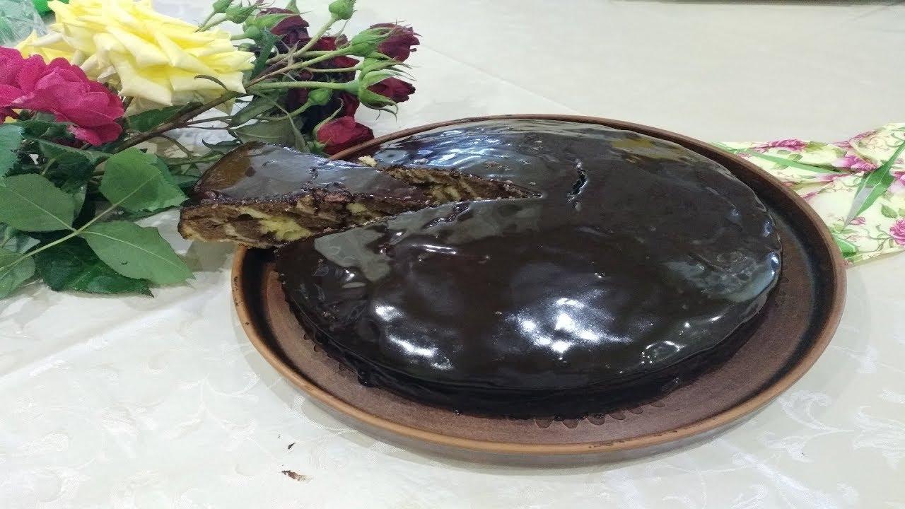 """Տորթ Զեբր - Торт """"Зебра"""". Простой рецепт - Zebra Cake ..."""