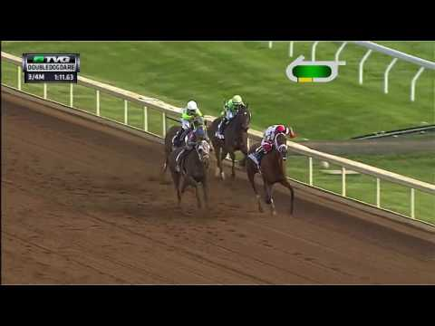 RACE REPLAY: 2017 Doubledogdare Stakes Featuring Unbridled Mo