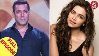 Salman Khan Signs 'Dus Ka Dum' For His Fans | Deepika Not Getting Intersting Film Offers & More