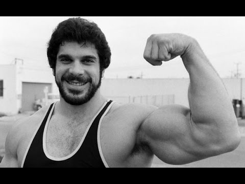 Lou Ferrigno Bodybuilding  National Geographic