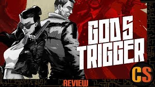 GOD'S TRIGGER - PS4 REVIEW (Video Game Video Review)