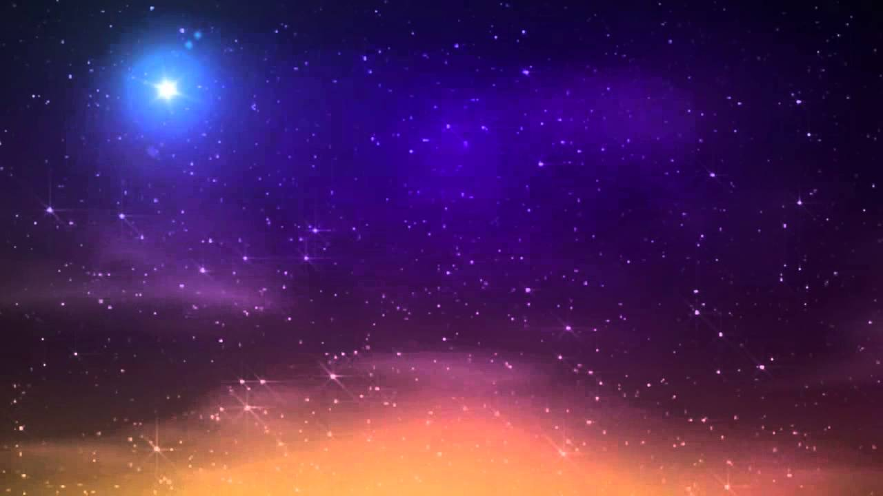Night Sky Stars Background Psdgraphics - 1280×720