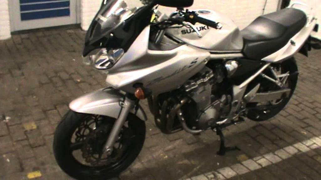 suzuki gsf 600 s bandit 2002 - youtube