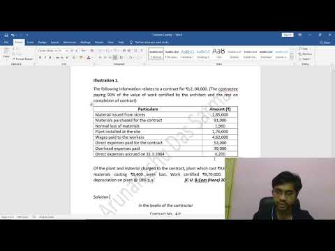 ep-2-contract-costing|notional-profit|profit-to-be-transferred|degree-of-completion|with-ms-excel