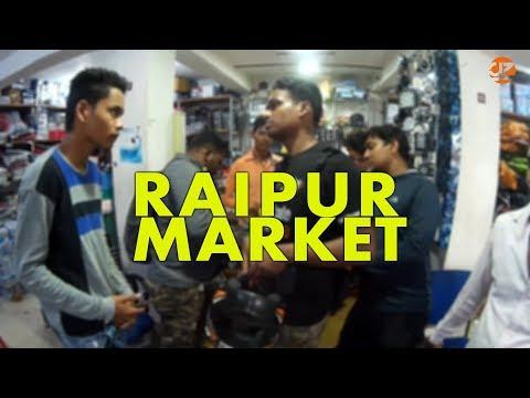 Chitrakoot ll Part #03 ll Raipur Market ll Raipur to Sambalpur ll Mischievous roadies ll Gamezoon