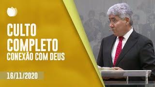 CONEXÃO COM DEUS | A HISTÓRIA DE UMA CONVERSÃO | Rev. Hernandes Dias Lopes