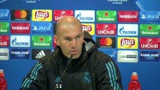 ما هو رأي زين الدين زيدان بأداء فريقه ريال مدريد؟