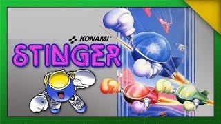 Stinger прохождение Coop U  Игра на Dendy Nes Famicom 8 Bit Konami 1987 Стрим RUS