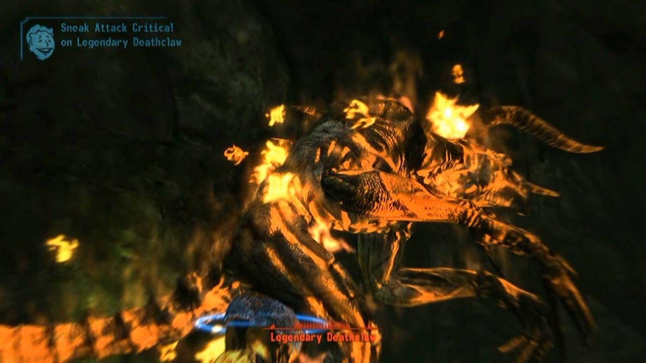 Legendary Deathclaw Fallout: New Vegas - B...