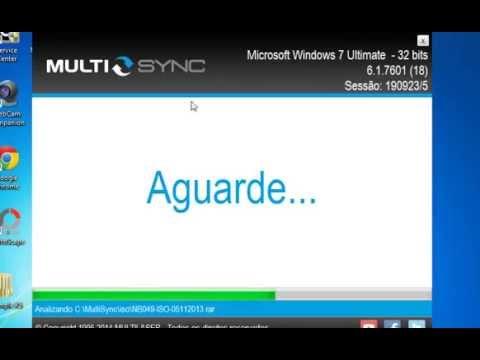 AJuda: Multilaser tlet m5 3g Atualização multi Sync