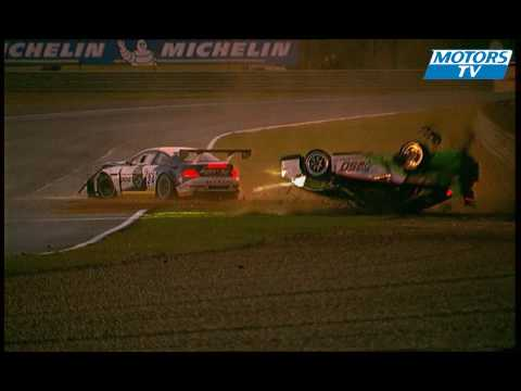 FIA GT3 Big crash Zolder 2009