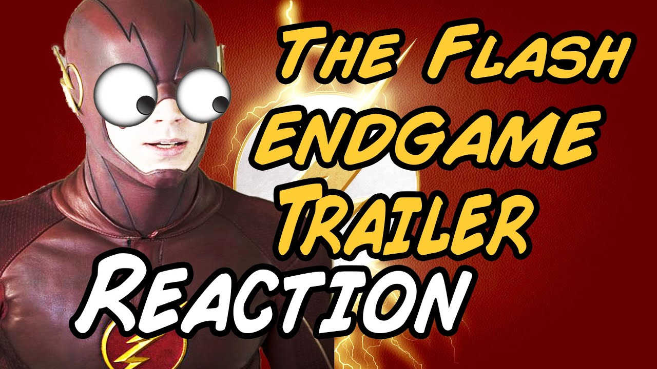 the flash end game trailer