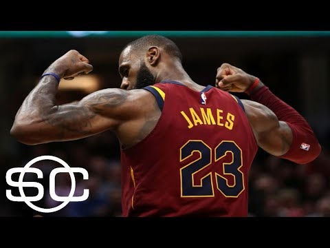 LeBron James is still dominant in his 15th NBA season | SportsCenter | ESPN