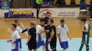 KF Stal Mielec - Rekord Bielsko-Biała 0-9 | Mistrzowie Polski z wizytą w Mielcu