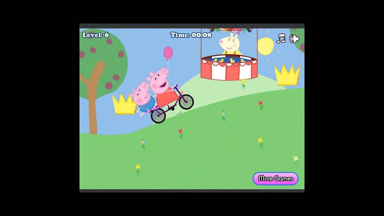 Peppa Pig - Browser Online Game