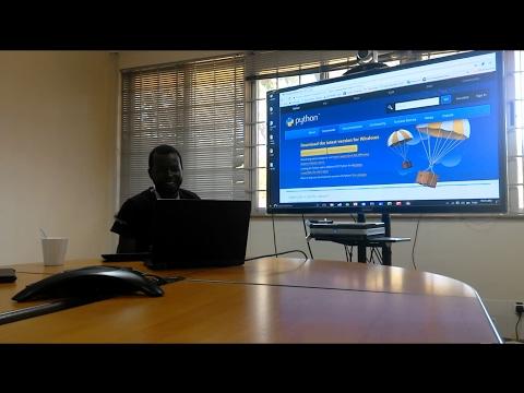 Python - Django Tutorial 01: Get Fired Up With Django - Brian Otieno