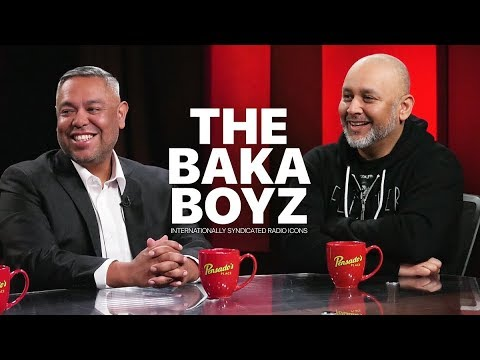 Legendary Radio Icons, The Baka Boyz - Pensado's Place #343