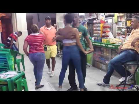 Rodolfo M & Chiu Ying Fu, Dominican Bachata (Authentic Bachata), Dancing Colmadon RD,01/07/2017.