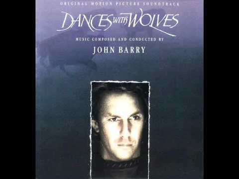 John Barry - Journey to Fort Sedgewick [DANCING WITH WOLVES, USA - 1990]