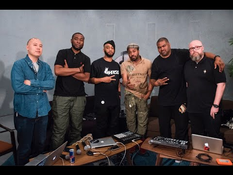 Hip Hop's big leaguers talk beatmaking and MASCHINE | Native Instruments