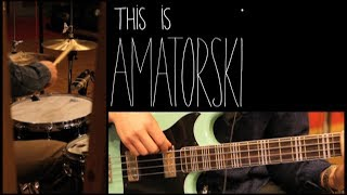 """This is Amatorski"" (making of ""from clay to figures"")"