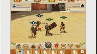 Gladiators - gameplay