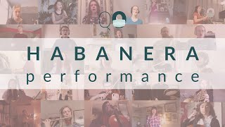 Quarantine Opera: Habanera (Carmen, G. Bizet) - FULL PERFORMANCE