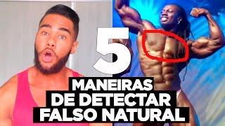 COMO DETECTAR UM CORPO NÃO NATURAL! (5 MANEIRAS)
