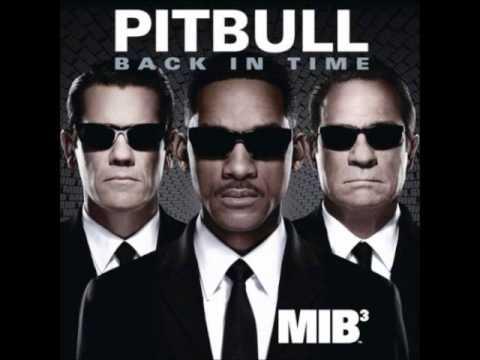 Pitbull - Back in Time (2012)