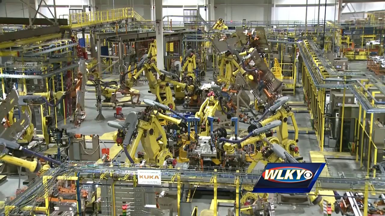 Ford making investment to update kentucky truck plant