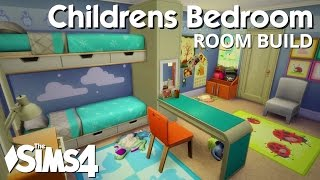 The Sims 4 Room Build - Childrens Bedroom(Today I build a childs bedroom! #JitterbugRug Download: http://www.thesims.com/en_AU/gallery/2A156D278E9811E48DC190A1B6F41389 Website ..., 2014-12-28T17:00:06.000Z)