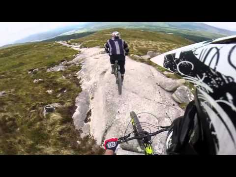 Fort William, Red Route, Nevis Range.