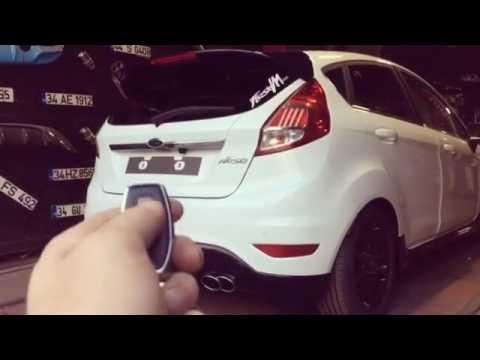 Ford Fiesta 1.0 GTDİ Komple Kumandalı Performans Kiti