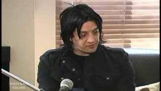 JEORDIE WHITE AKA TWIGGY RAMIREZ TALKS MARILYN MANSON