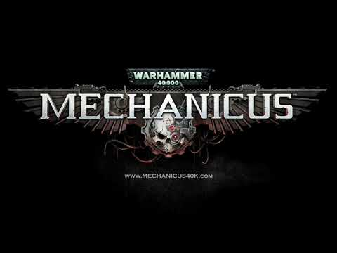 Warhammer 40,000: Mechanicus | Console Release Trailer