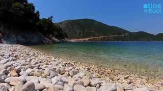 Ithaca, Greece - Frikes - Παραλία Φρίκες Ιθάκη  - AtlasVisual
