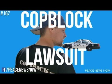 CopBlock Founder Sues Police for Wrongdoing