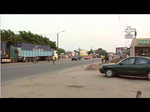 Gunfire erupts in Ivory Coast second port city of San Pedro