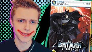 Бэтмен - ИГРА ПО МУЛЬТФИЛЬМУ!