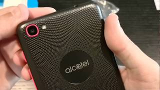 alcatel pixi 4 plus power unboxing from lazada